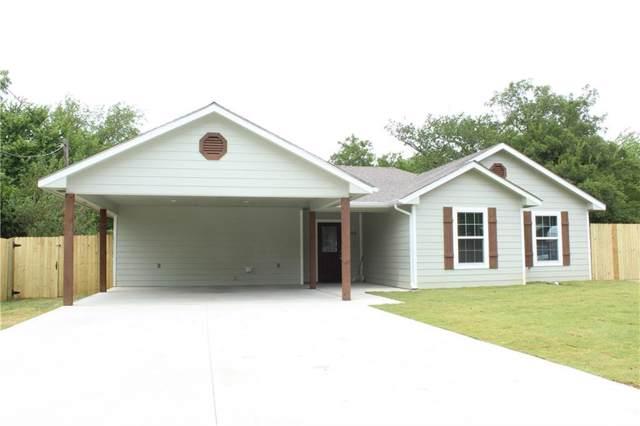 303 Depot Street, Whitesboro, TX 76273 (MLS #14159800) :: NewHomePrograms.com LLC