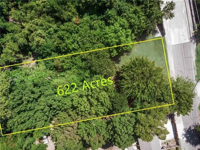 1815 Kingsley Drive, Dallas, TX 75216 (MLS #14159835) :: The Hornburg Real Estate Group