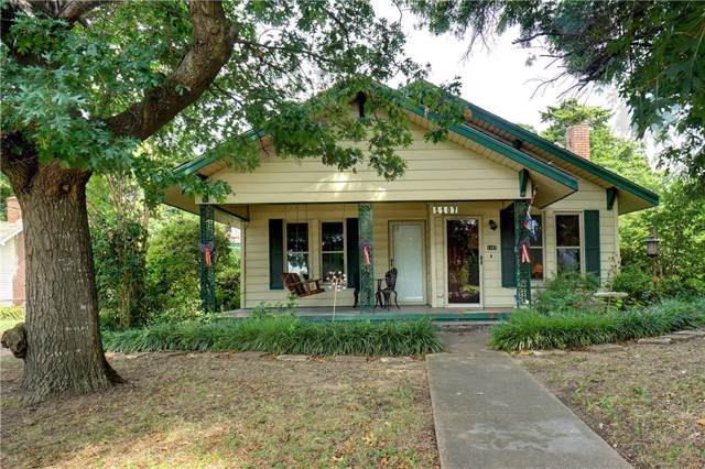 1107 E Marvin Avenue, Waxahachie, TX 75165 (MLS #14159848) :: Vibrant Real Estate