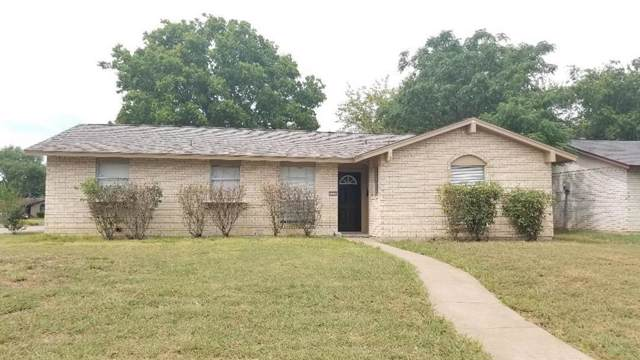 1501 Shorehaven Drive, Garland, TX 75040 (MLS #14159862) :: The Real Estate Station