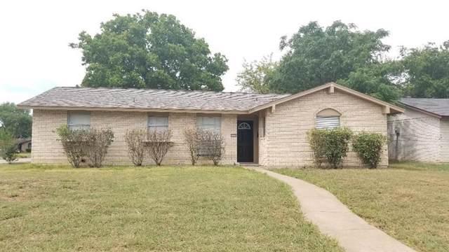 1501 Shorehaven Drive, Garland, TX 75040 (MLS #14159862) :: The Tierny Jordan Network