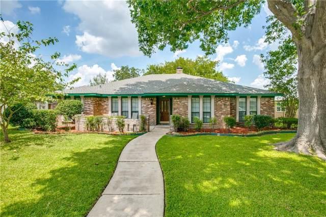 3501 Lynbrook Drive, Plano, TX 75075 (MLS #14159882) :: Vibrant Real Estate