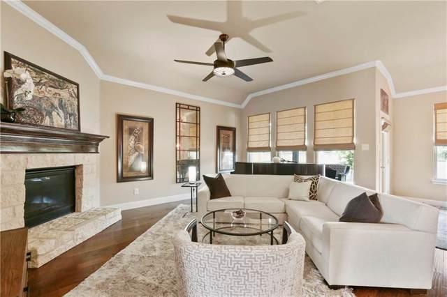 3716 Sweetbriar Drive, Mckinney, TX 75072 (MLS #14159888) :: Kimberly Davis & Associates
