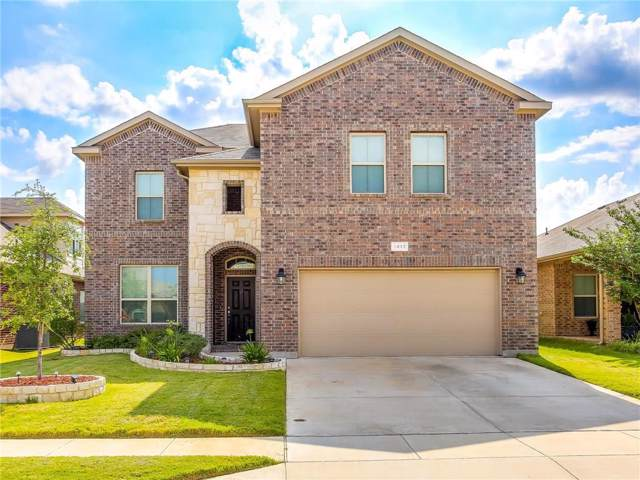 7012 Cloudcroft Lane, Fort Worth, TX 76131 (MLS #14159910) :: Century 21 Judge Fite Company