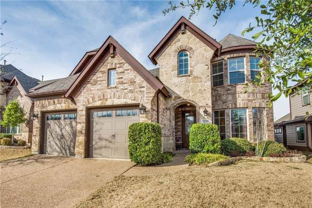 2625 Twinflower Drive, Fort Worth, TX 76244 (MLS #14159911) :: Frankie Arthur Real Estate