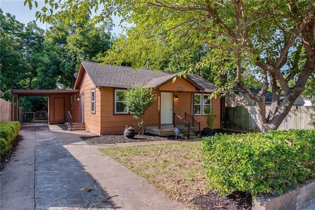 1426 Adelaide Drive, Dallas, TX 75216 (MLS #14159933) :: The Hornburg Real Estate Group