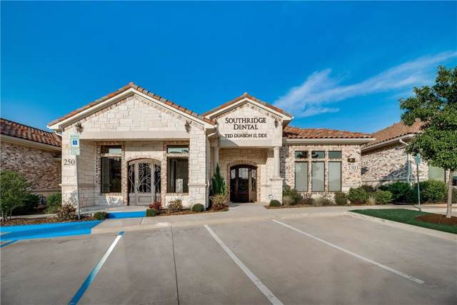 3300 Unicorn Lake Boulevard #250, Denton, TX 76210 (MLS #14159968) :: The Real Estate Station