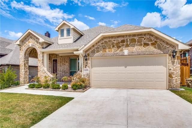 1009 Putman Drive, Mckinney, TX 75071 (MLS #14159979) :: Hargrove Realty Group