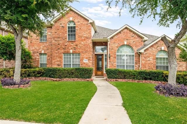 4441 White Rock Lane, Plano, TX 75024 (MLS #14159992) :: The Heyl Group at Keller Williams