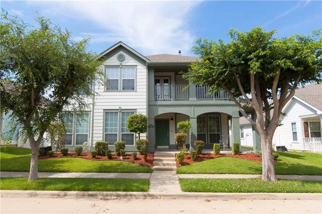 1509 Carriage Lane, Savannah, TX 76227 (MLS #14159997) :: The Real Estate Station