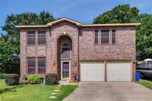 3235 Acropolis Drive, Corinth, TX 76210 (MLS #14160063) :: All Cities Realty