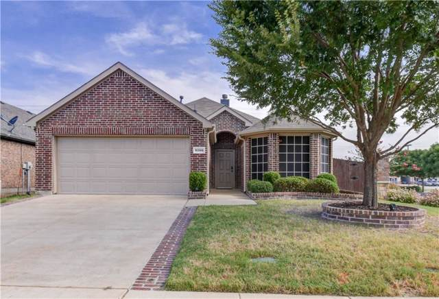 9700 Sand Trap Drive, Mckinney, TX 75072 (MLS #14160071) :: The Chad Smith Team