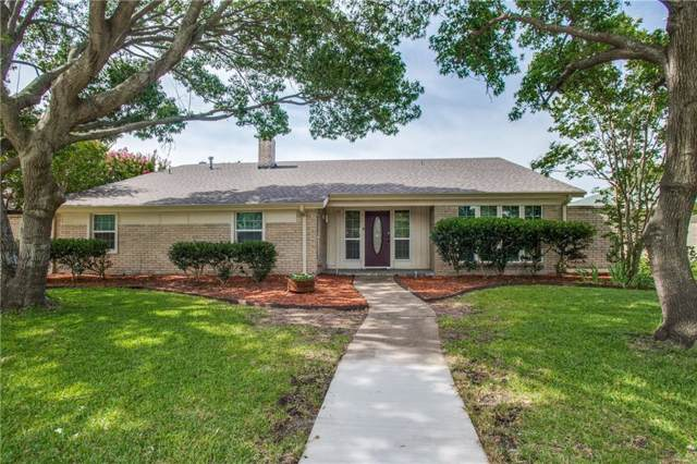 3016 Stanford Drive, Plano, TX 75075 (MLS #14160093) :: The Chad Smith Team