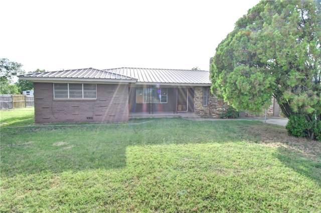 311 Pecan Street, Gordon, TX 76453 (MLS #14160110) :: Tenesha Lusk Realty Group