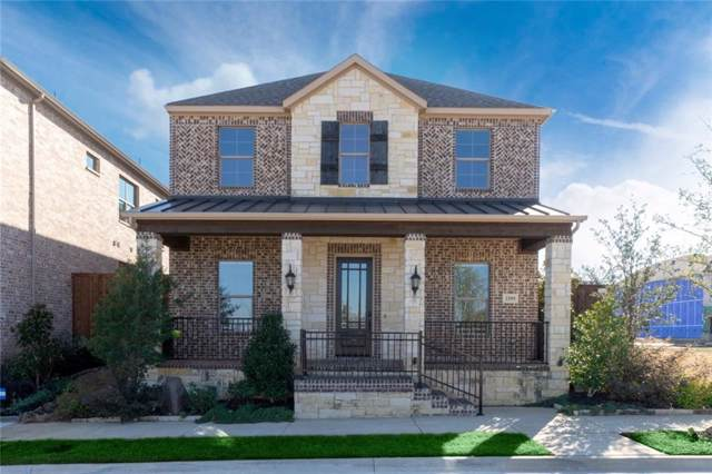 2209 6th Avenue, Flower Mound, TX 75028 (MLS #14160116) :: The Tierny Jordan Network