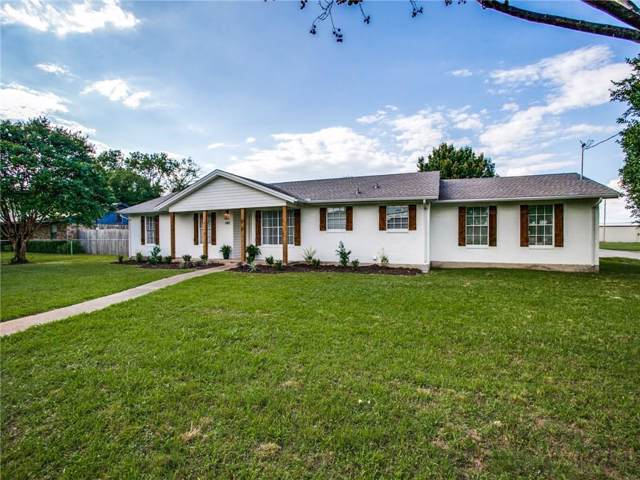 640 East Gee, Pilot Point, TX 76258 (MLS #14160126) :: The Real Estate Station