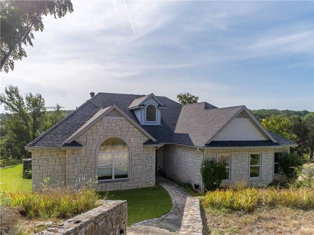 1376 Deer Trail, Glen Rose, TX 76043 (MLS #14160138) :: The Heyl Group at Keller Williams