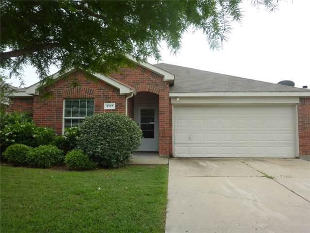 2107 Cedar Park Drive, Forney, TX 75126 (MLS #14160139) :: The Chad Smith Team