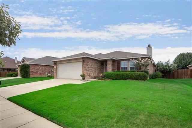 3009 Groveland Terrace, Denton, TX 76210 (MLS #14160140) :: The Good Home Team