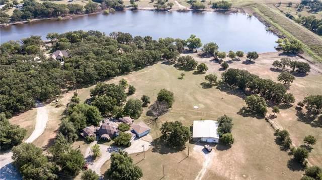 122 Shoreline Circle, Weatherford, TX 76088 (MLS #14160200) :: The Heyl Group at Keller Williams