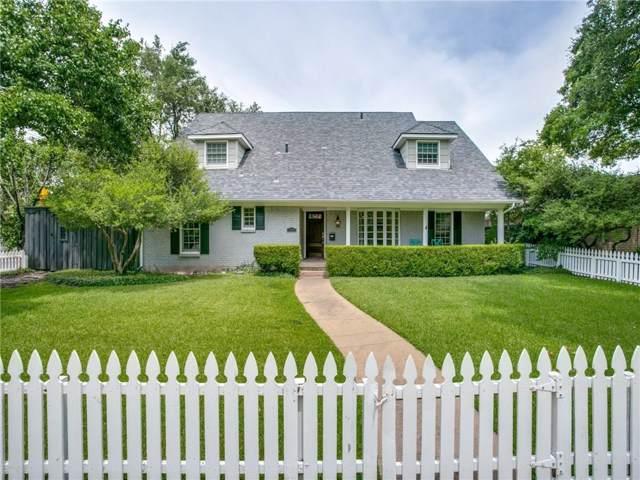 1410 Navaho Trail, Richardson, TX 75080 (MLS #14160224) :: Kimberly Davis & Associates