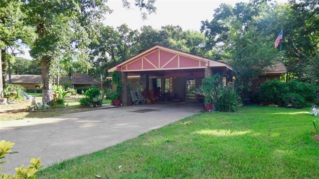 114 Trailwood Road, Enchanted Oaks, TX 75156 (MLS #14160245) :: Kimberly Davis & Associates
