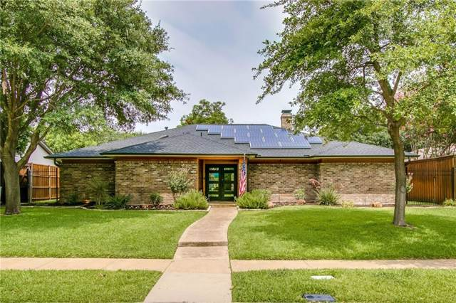 1316 Chesterton Drive, Richardson, TX 75080 (MLS #14160267) :: Kimberly Davis & Associates