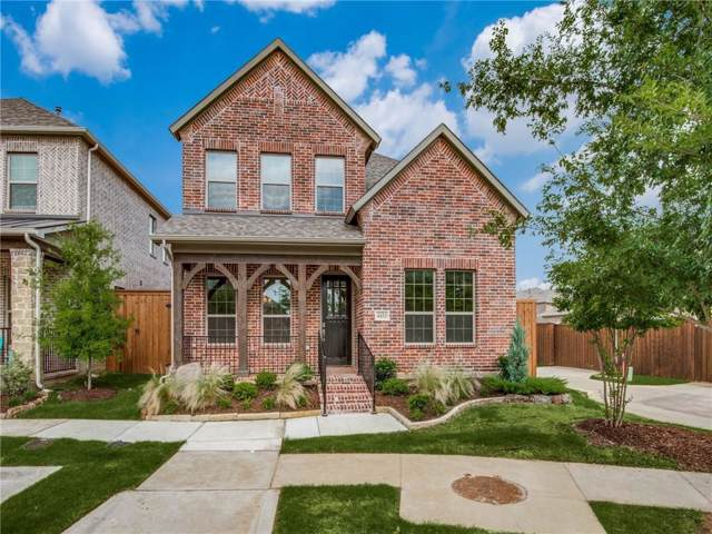 2236 Royal Crescent Drive N, Flower Mound, TX 75028 (MLS #14160268) :: The Real Estate Station