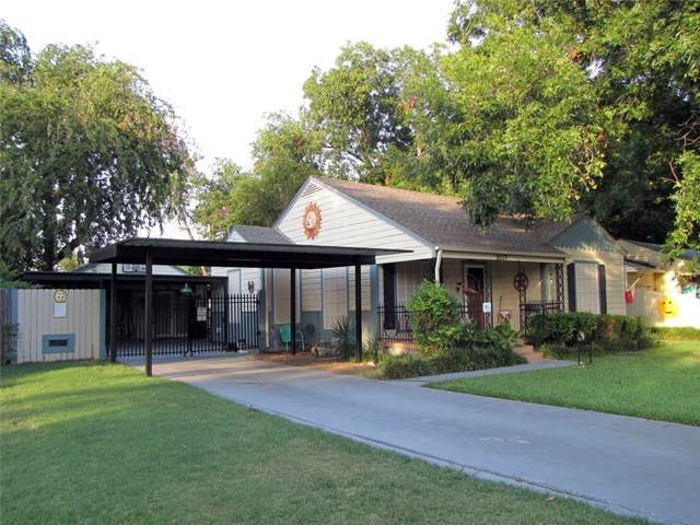 6517 Reeves Street, Richland Hills, TX 76118 (MLS #14160287) :: The Real Estate Station