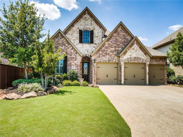 15617 Sweetpine Lane, Fort Worth, TX 76262 (MLS #14160299) :: Kimberly Davis & Associates