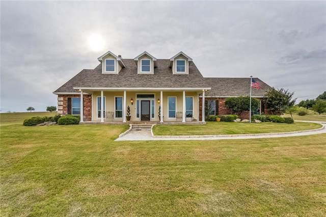 281 Trail Ridge, Weatherford, TX 76087 (MLS #14160319) :: Kimberly Davis & Associates