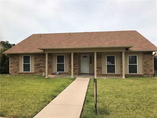 622 Redwood Drive, Grand Prairie, TX 75052 (MLS #14160328) :: Ann Carr Real Estate