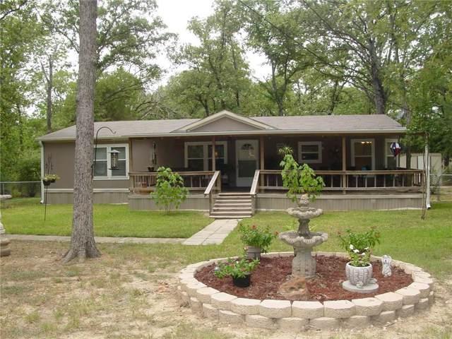 14536 Davy Crockett Row, Log Cabin, TX 75148 (MLS #14160333) :: Frankie Arthur Real Estate