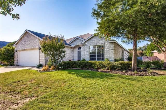 8420 Washita Way, Fort Worth, TX 76137 (MLS #14160334) :: Frankie Arthur Real Estate