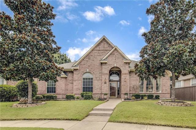 6048 Cypress Cove Drive, The Colony, TX 75056 (MLS #14160339) :: The Heyl Group at Keller Williams