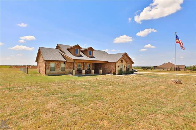 1373 Cr 131, Tuscola, TX 79562 (MLS #14160378) :: The Chad Smith Team