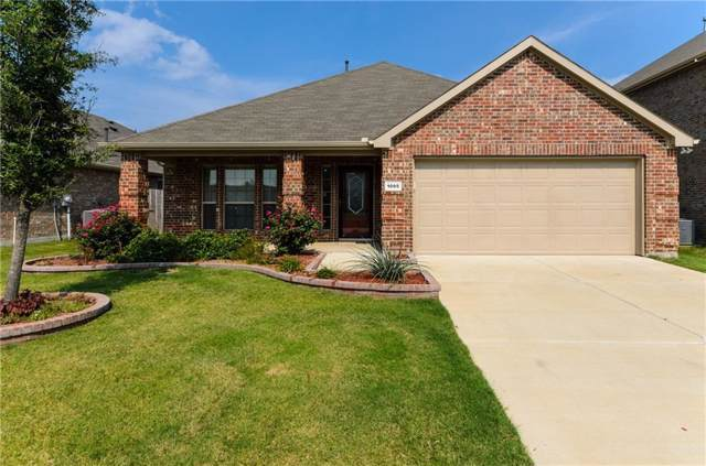 1005 Golden Bear Lane, Mckinney, TX 75072 (MLS #14160380) :: The Julie Short Team