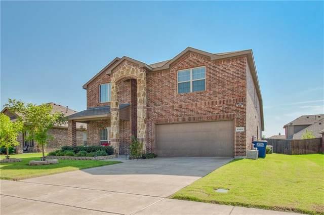 1523 Colgate Drive, Van Alstyne, TX 75495 (MLS #14160388) :: Real Estate By Design