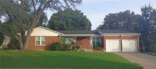 4832 Overton Avenue, Fort Worth, TX 76133 (MLS #14160421) :: The Mitchell Group