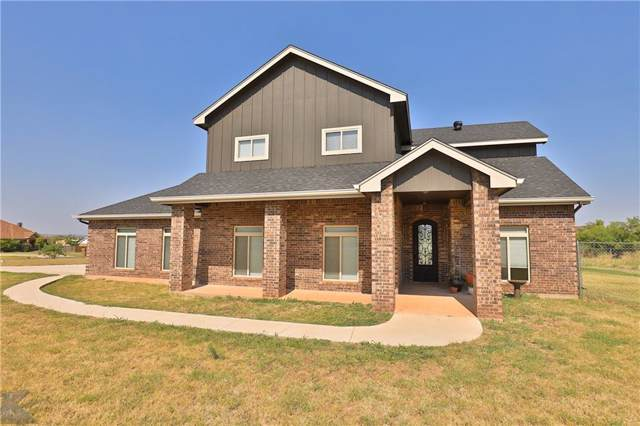 102 Divide Avenue, Tuscola, TX 79562 (MLS #14160440) :: The Chad Smith Team