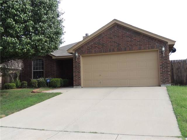 5228 Mirage Drive, Fort Worth, TX 76244 (MLS #14160459) :: The Real Estate Station