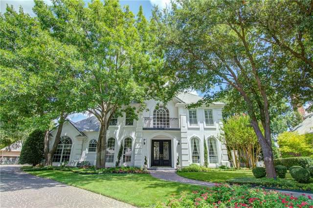 7037 Shadow Creek Court, Fort Worth, TX 76132 (MLS #14160489) :: The Tierny Jordan Network