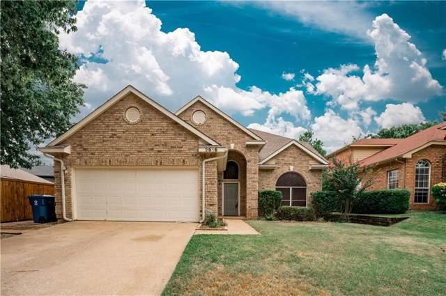 2616 Southwestern Drive, Flower Mound, TX 75028 (MLS #14160574) :: The Rhodes Team