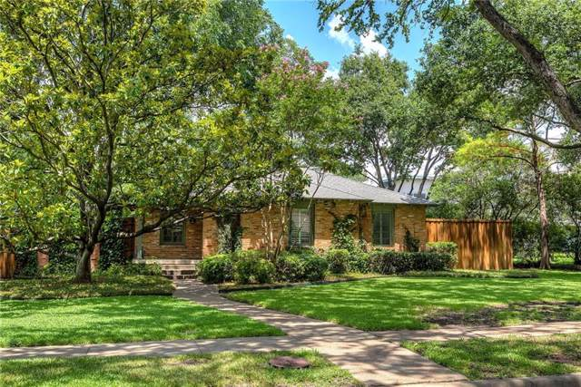 5551 Glenwick Lane, Dallas, TX 75209 (MLS #14160585) :: The Chad Smith Team