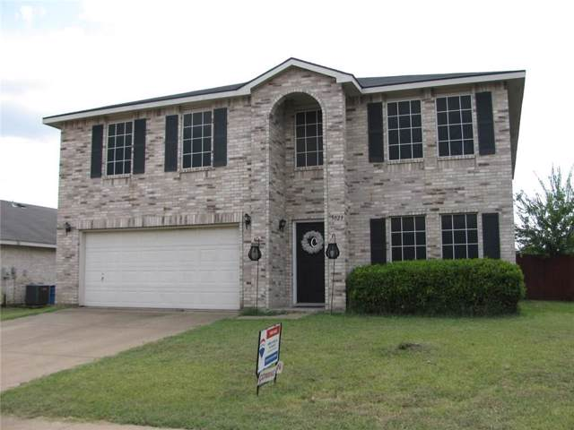 3023 Clemente Drive, Grand Prairie, TX 75052 (MLS #14160590) :: The Tierny Jordan Network