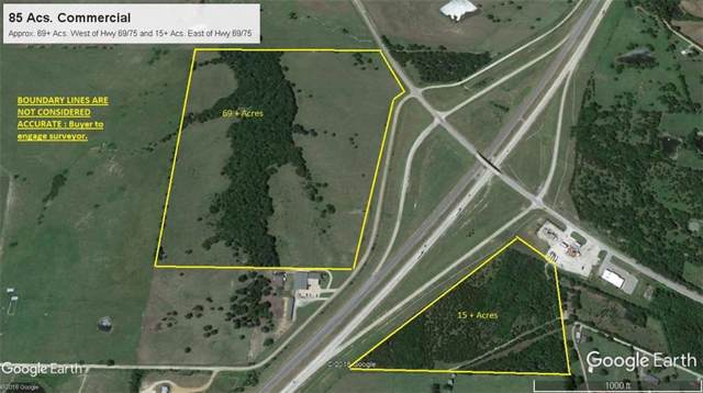 NA Hwy 22, Caddo, TX 74729 (MLS #14160594) :: RE/MAX Town & Country