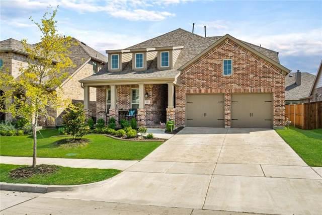 2202 Bennington Drive, Melissa, TX 75454 (MLS #14160596) :: The Kimberly Davis Group