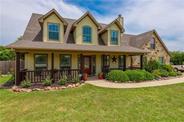 139 Walton Lane, Springtown, TX 76082 (MLS #14160620) :: The Heyl Group at Keller Williams