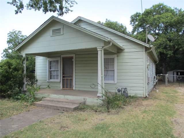 1520 N Wilhite Street, Cleburne, TX 76031 (MLS #14160651) :: The Rhodes Team