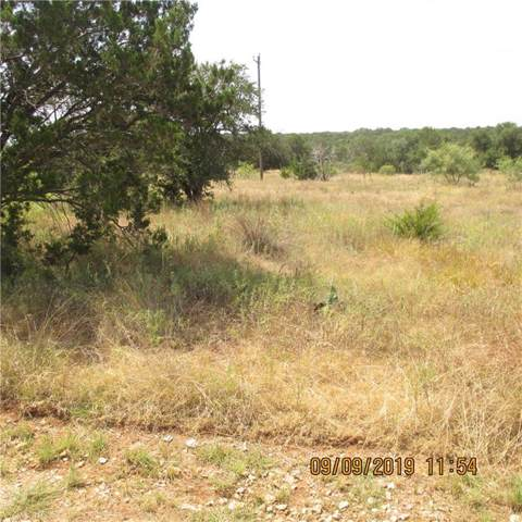 Lot 10 Eastern Hills Drive, Possum Kingdom Lake, TX 76449 (MLS #14160676) :: The Paula Jones Team | RE/MAX of Abilene